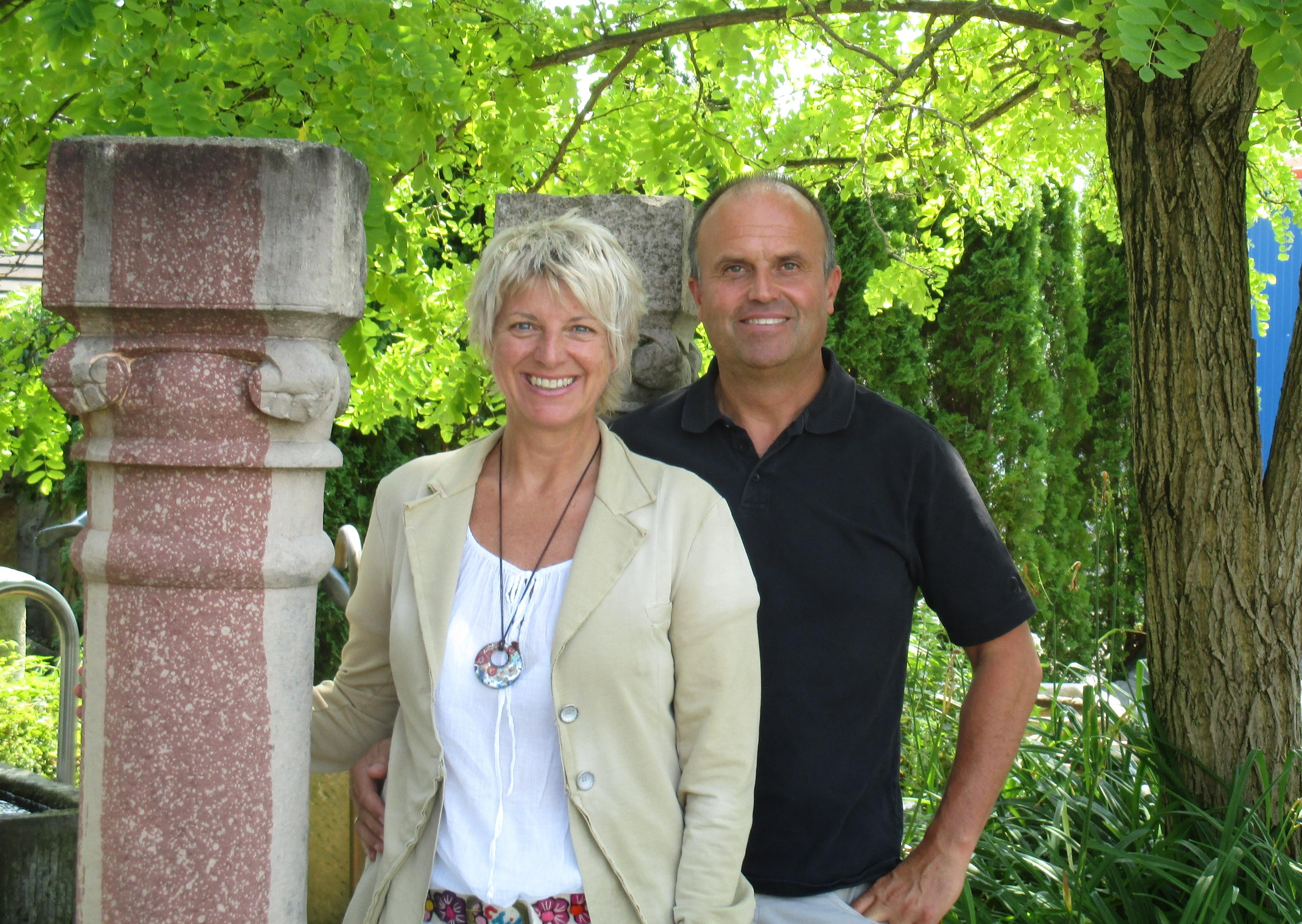 Birgit und Uwe Jocham